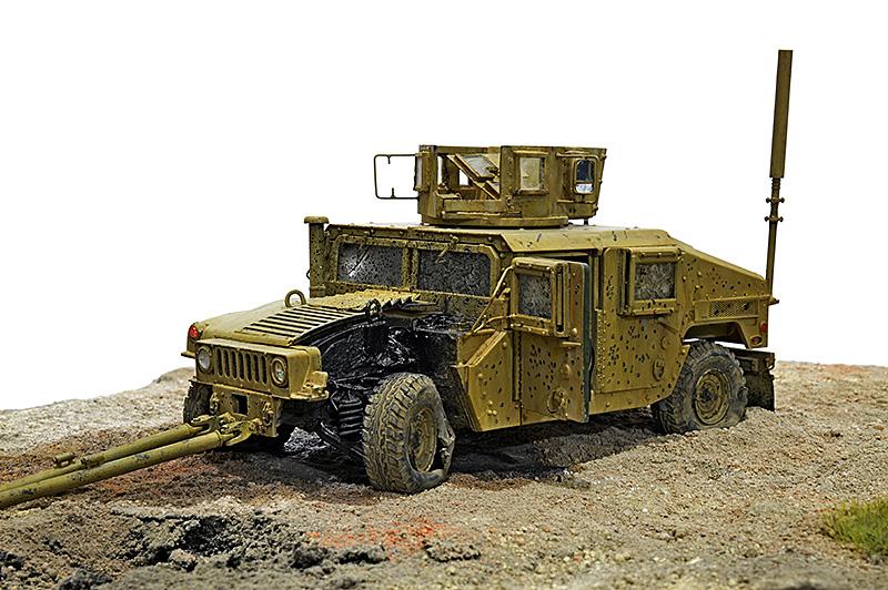 M 1151 HUMVEE…  СЕГОДНЯ НА ОБЕД ПОДАЮТ СВИНЦОВЫЙ ГОРОХ… 00913