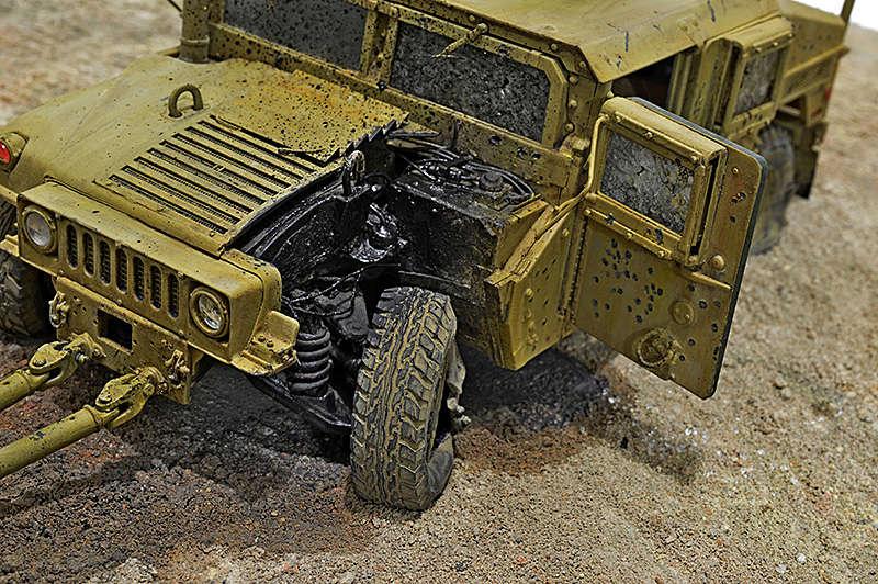 M 1151 HUMVEE…  СЕГОДНЯ НА ОБЕД ПОДАЮТ СВИНЦОВЫЙ ГОРОХ… 01211