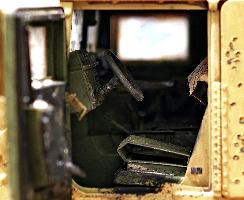M 1151 HUMVEE…  СЕГОДНЯ НА ОБЕД ПОДАЮТ СВИНЦОВЫЙ ГОРОХ… 02210