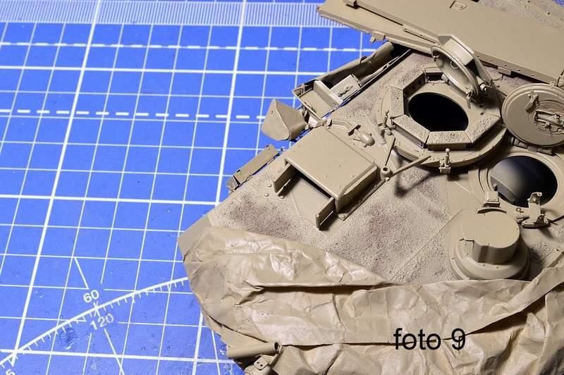 М1А2 Abrams…  БАШНЮ СНЕСЛО… 05010
