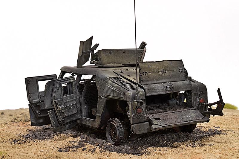 М1А2 Abrams…  БАШНЮ СНЕСЛО… Dsc_0111