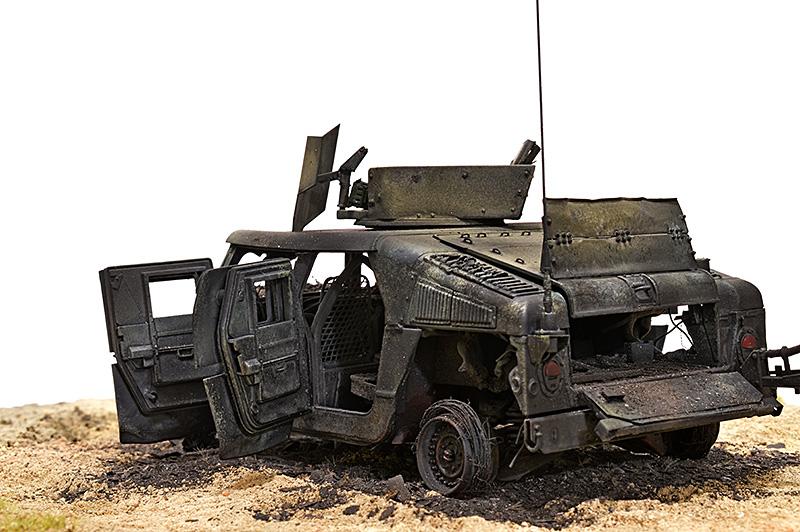 М1А2 Abrams…  БАШНЮ СНЕСЛО… Dsc_0112