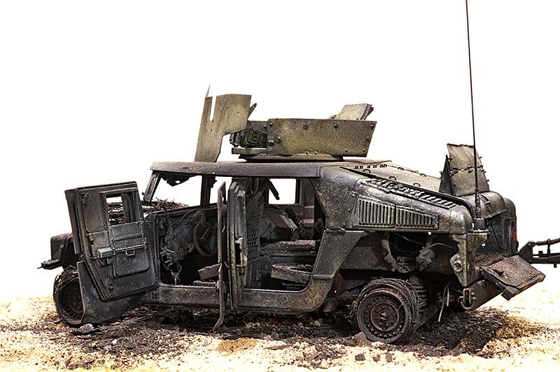 М1А2 Abrams…  БАШНЮ СНЕСЛО… Dsc_0113