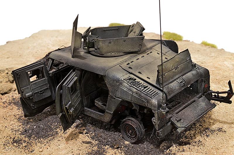 М1А2 Abrams…  БАШНЮ СНЕСЛО… Dsc_0114