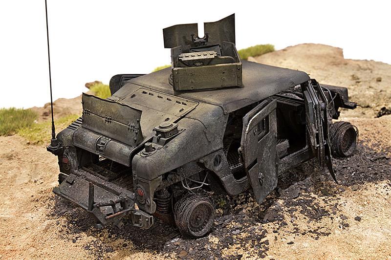 М1А2 Abrams…  БАШНЮ СНЕСЛО… Dsc_0115