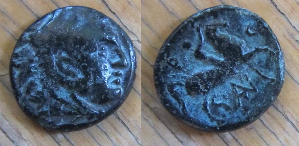 ¿Moneda de Macedonia? Bronce27