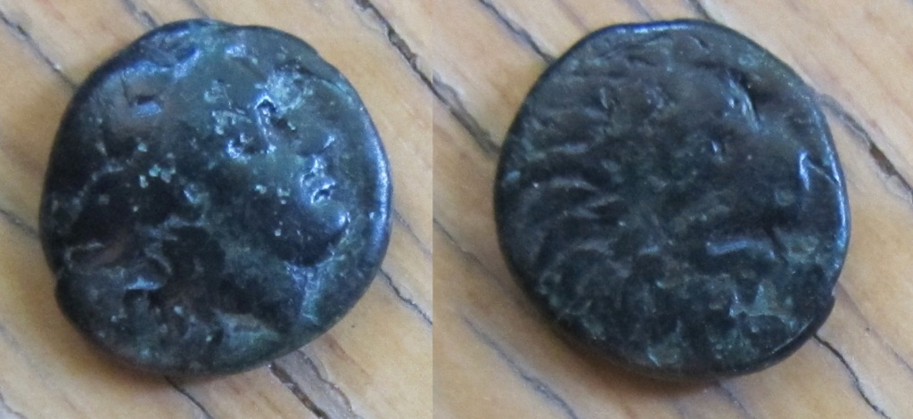 Moneda de Tesalia Bronce28