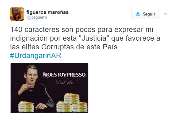 Sr. Ministro de Justicia: ¿ de verdad se cree usted que la justicia es igual para todos? C5dbce10