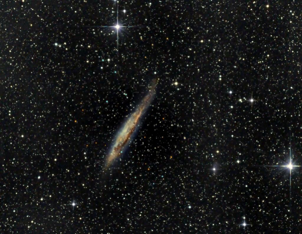 Galáxia NGC 4945. 24-03-15