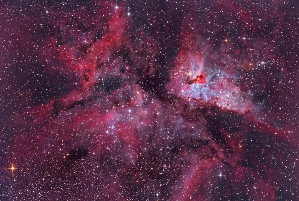 Nebulosa Carina 31-03-11