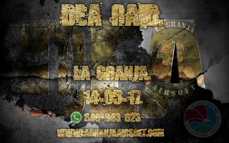 DEA RAID. LA GRANJA. PARTIDA ABIERTA. 14-05-17 Dea_ra10
