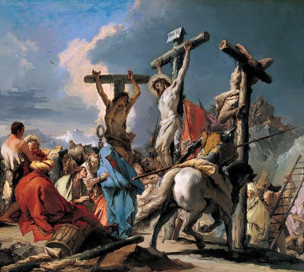 Moartea lui Iisus Iisus10
