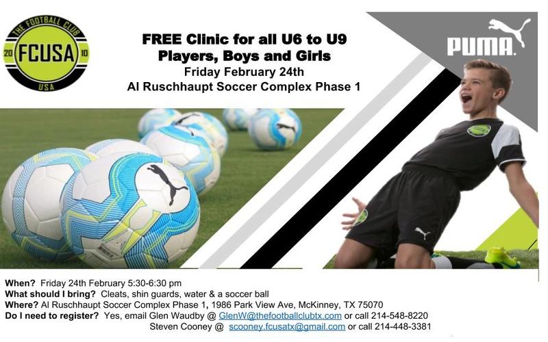 FCUSA Free Skills Clinic (Mckinney) Fcusa_13
