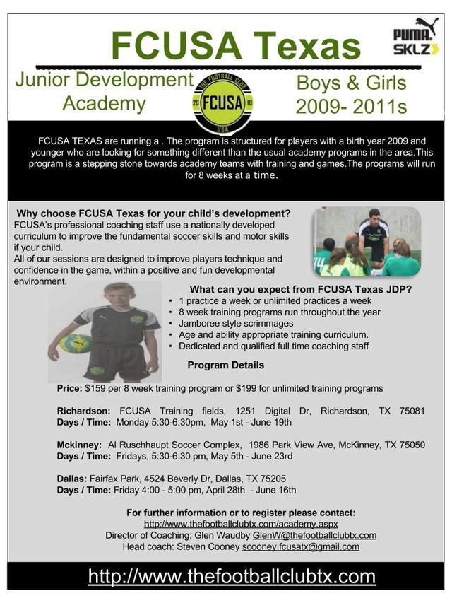 FCUSA Junior Development Program 2009-2011 Fcusa_18