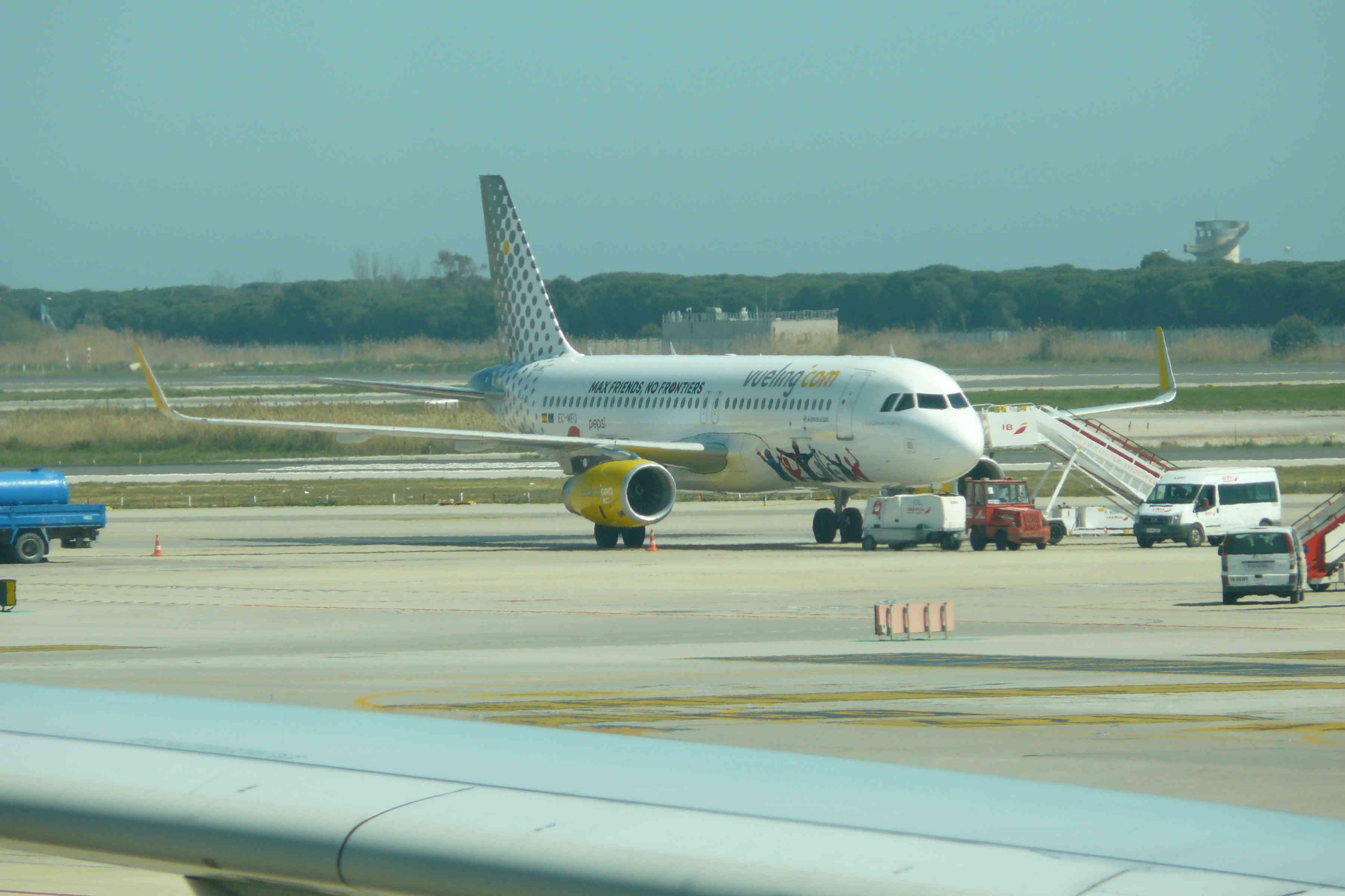 El Prat - Aeropuerto de Barcelona P1170312