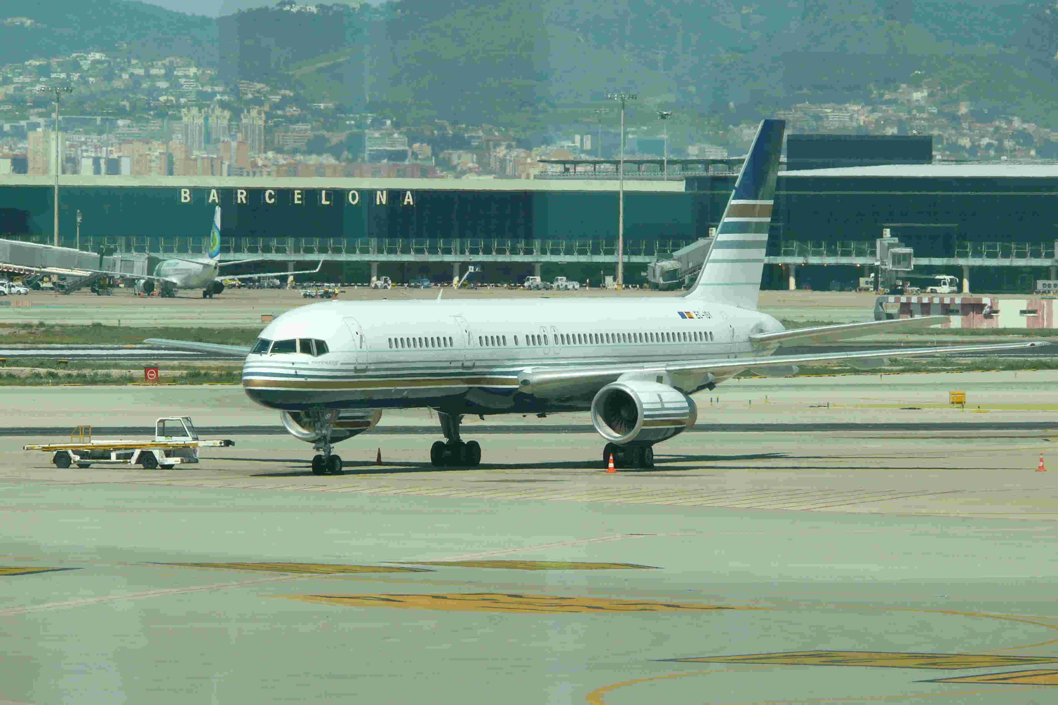 El Prat - Aeropuerto de Barcelona P1170313