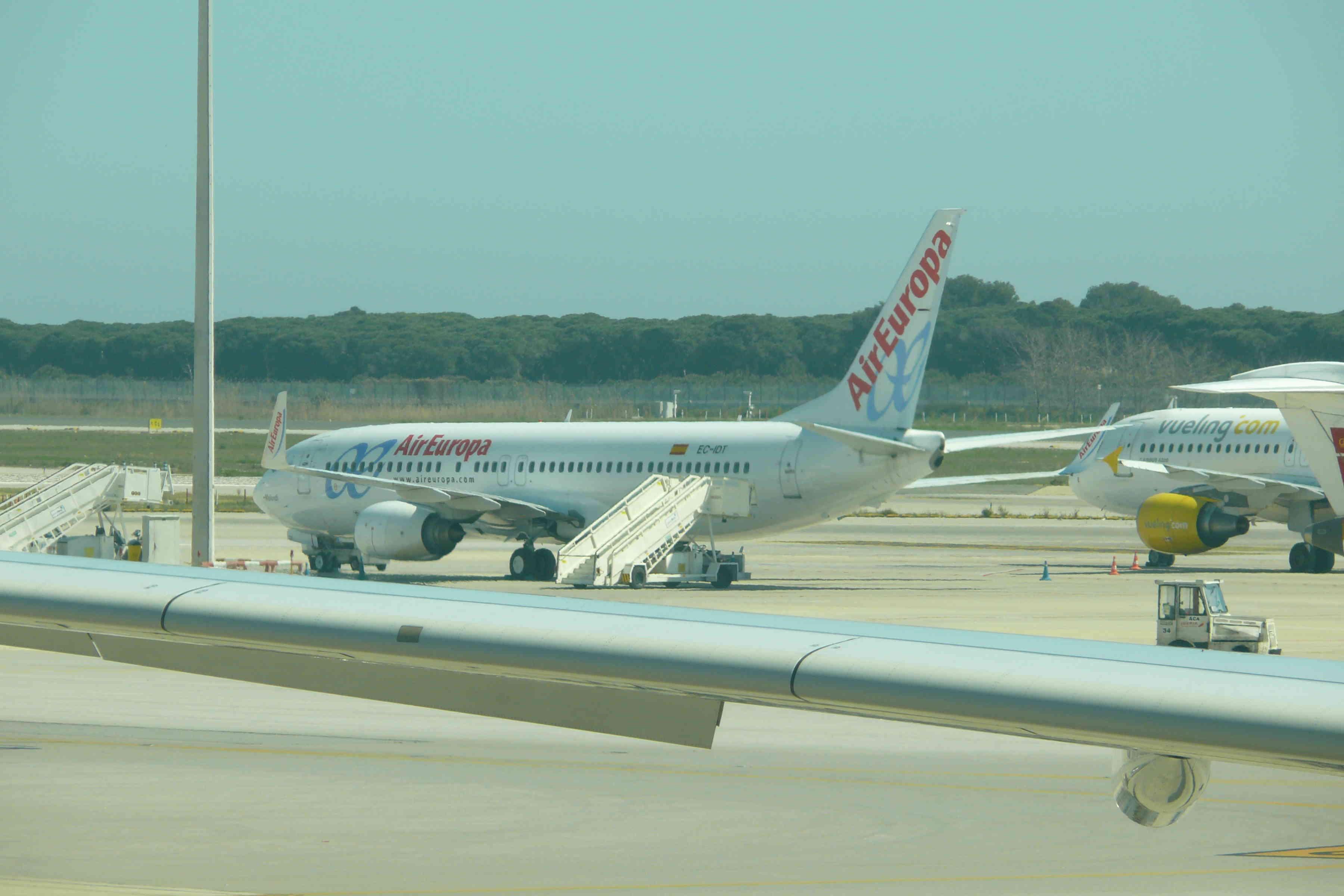 El Prat - Aeropuerto de Barcelona P1170315
