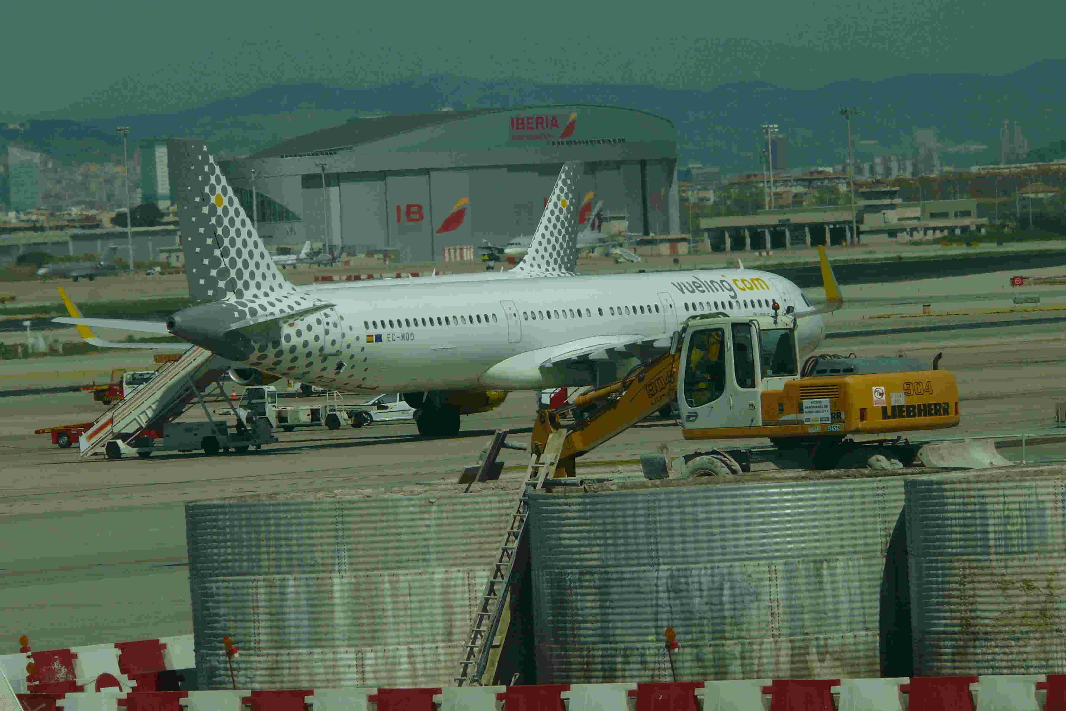 El Prat - Aeropuerto de Barcelona P1170317
