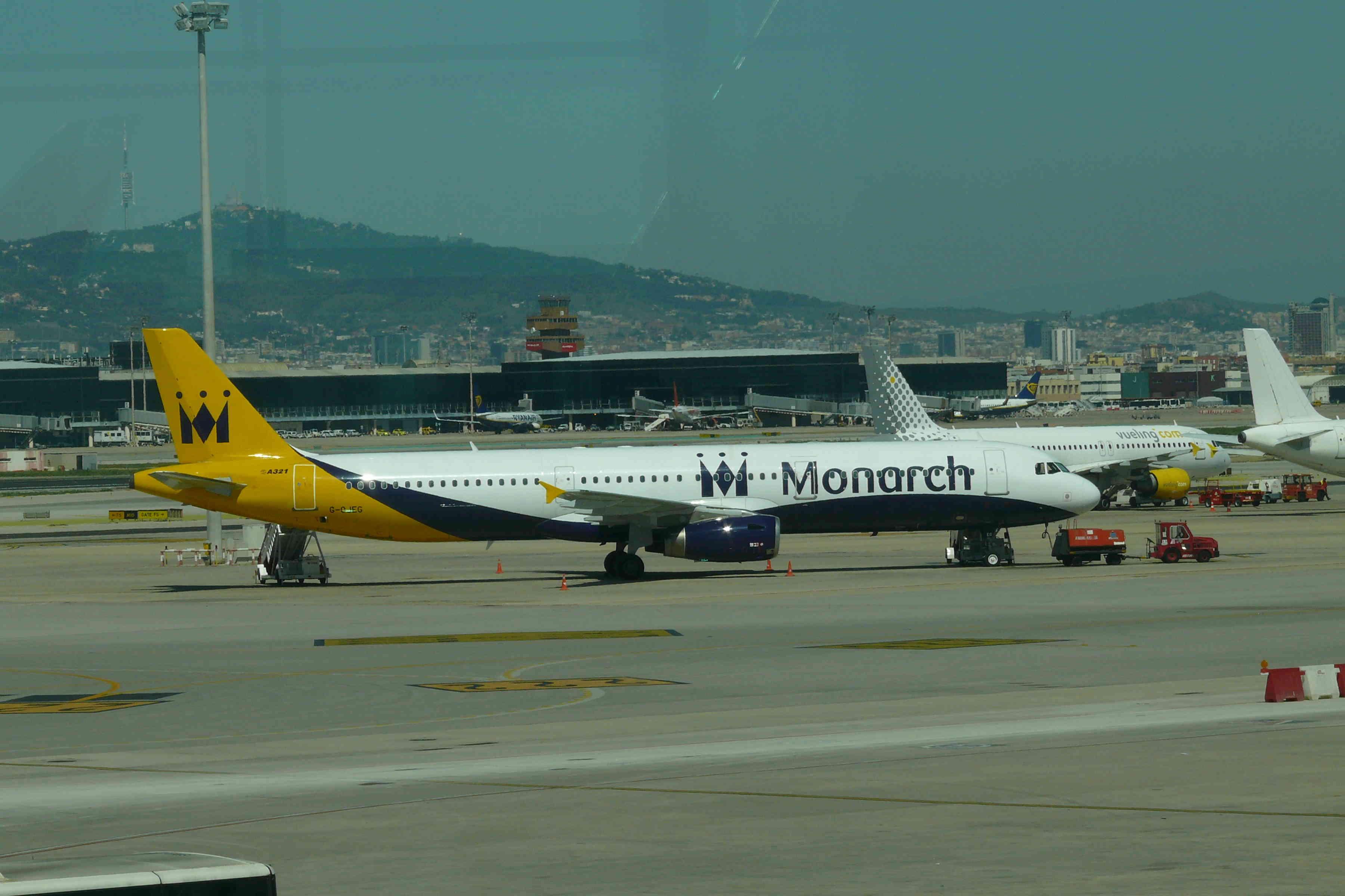 El Prat - Aeropuerto de Barcelona P1170319
