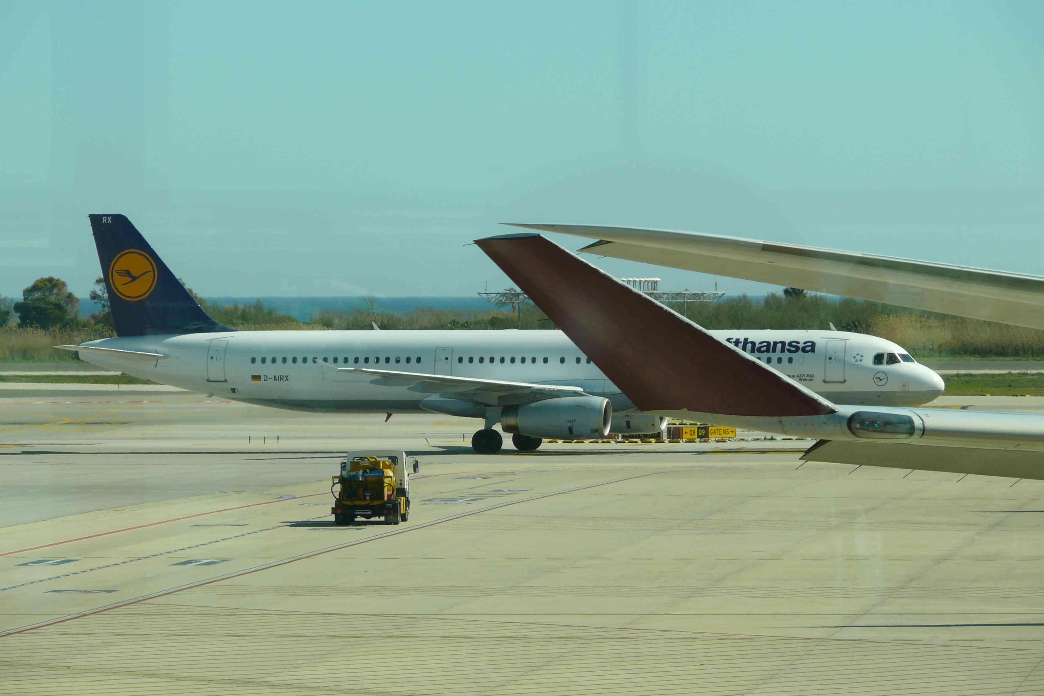 El Prat - Aeropuerto de Barcelona P1170323