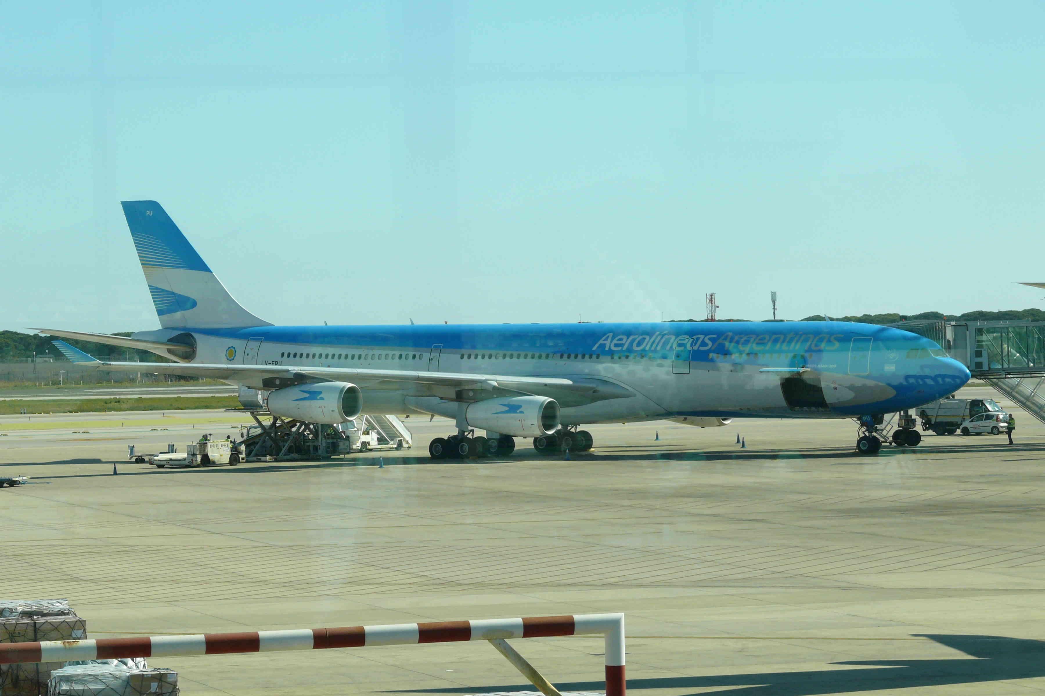 El Prat - Aeropuerto de Barcelona P1170324