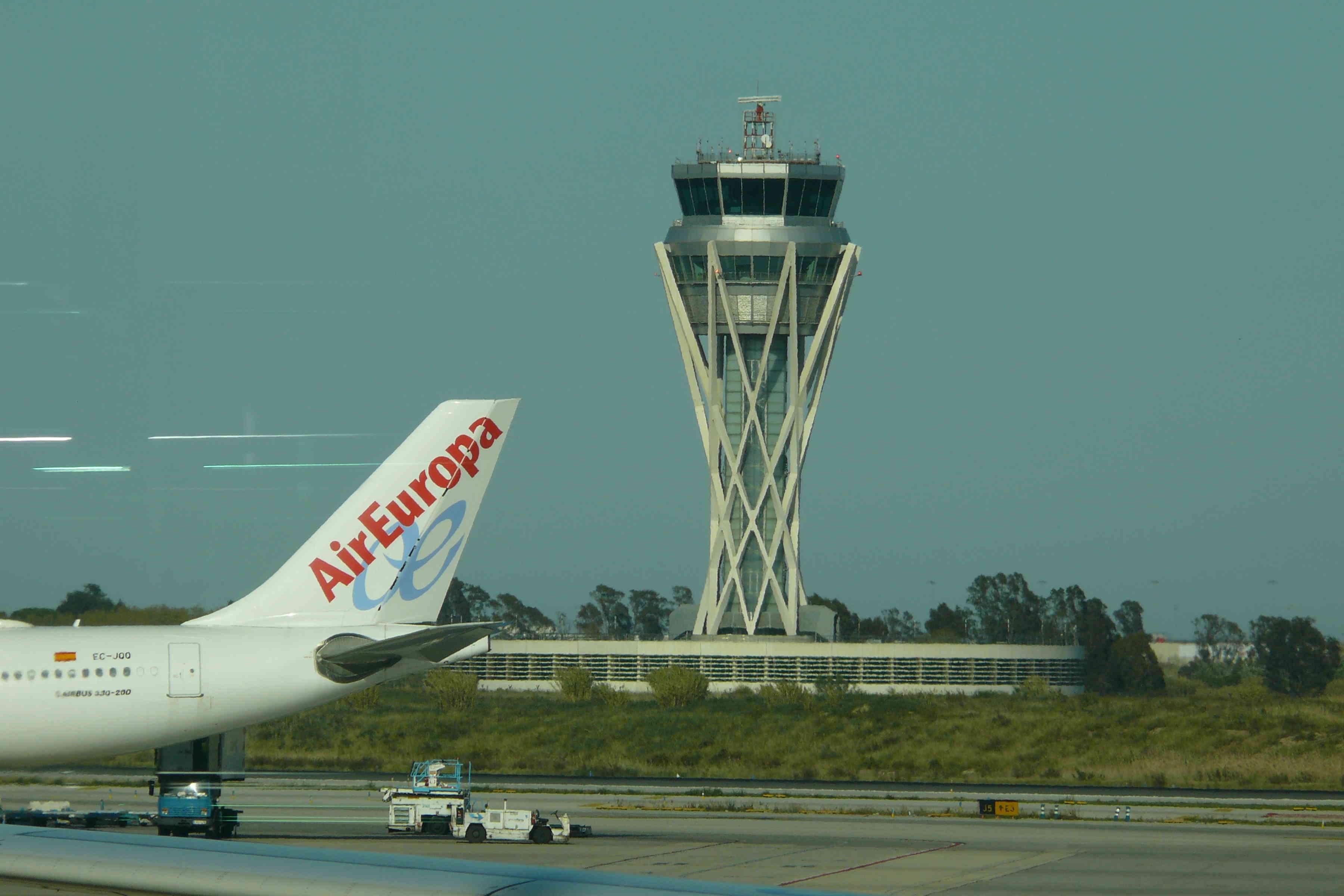 El Prat - Aeropuerto de Barcelona P1170325