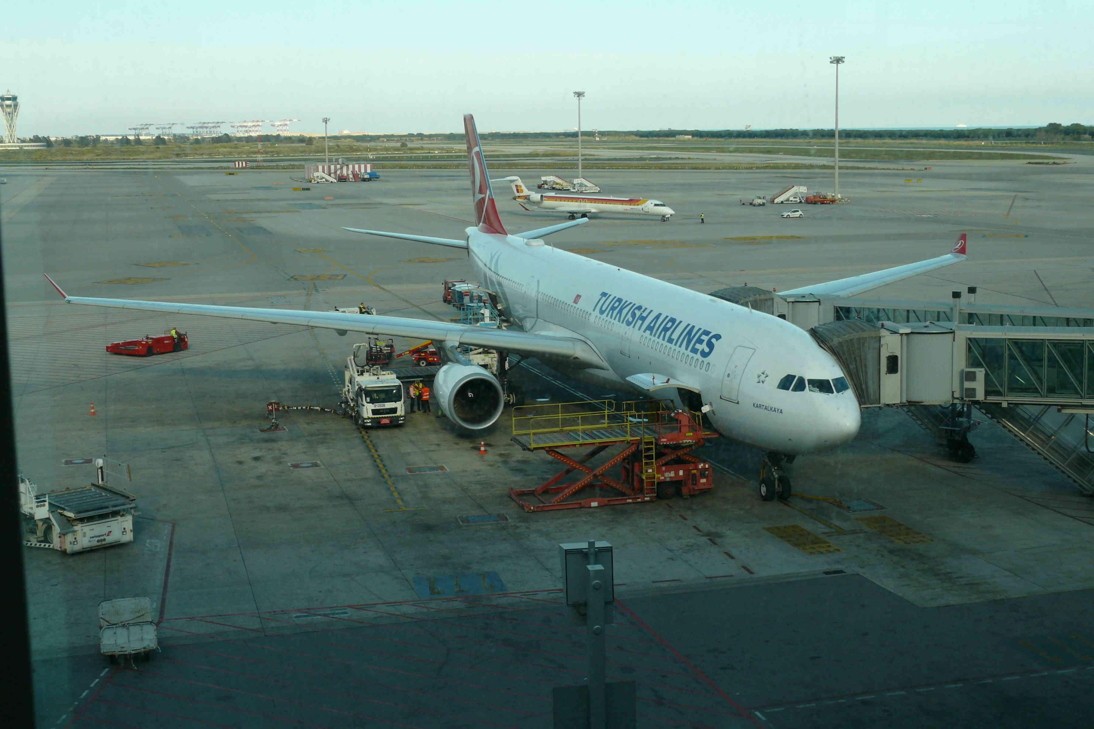 El Prat - Aeropuerto de Barcelona P1170336