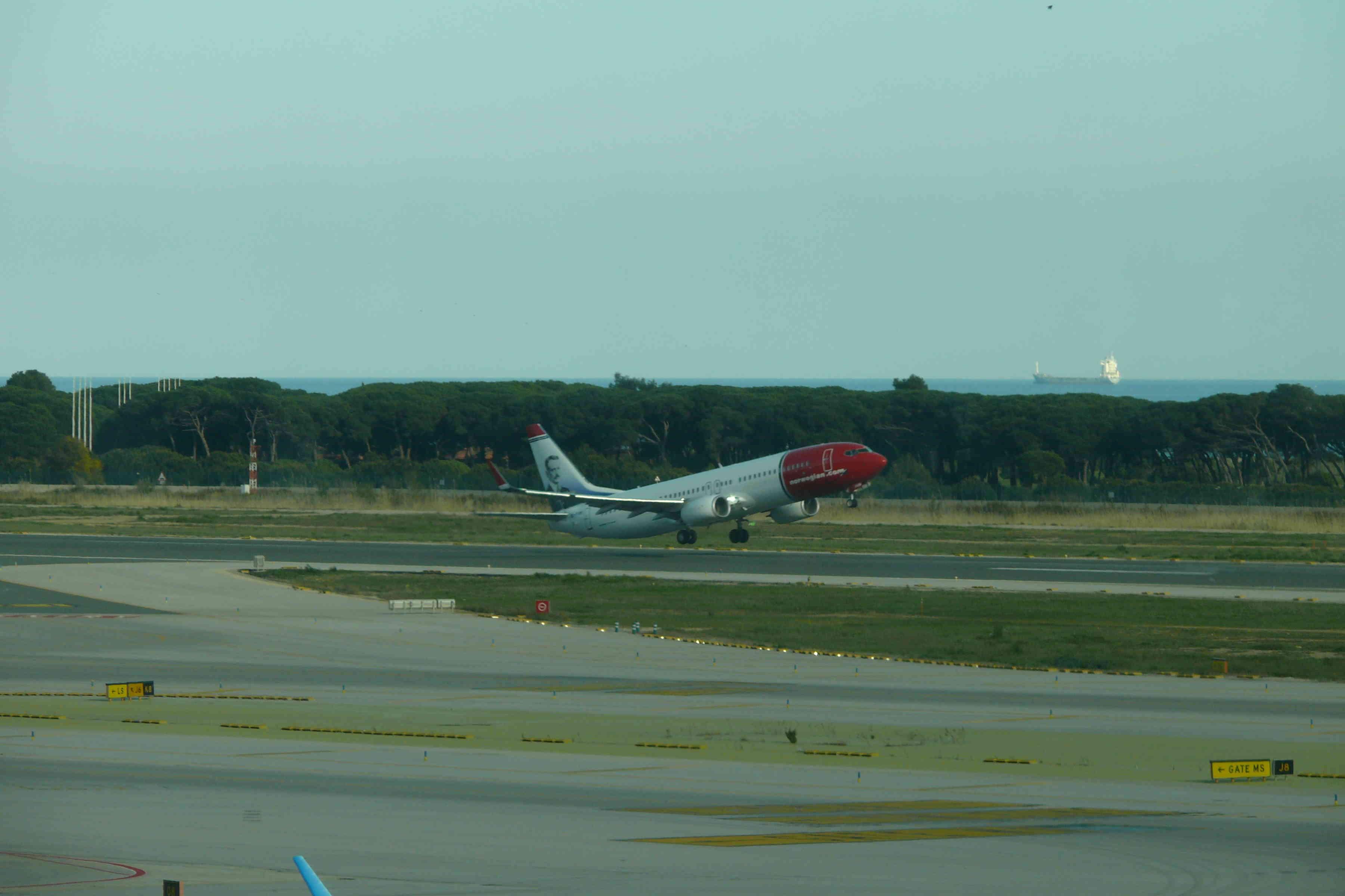 El Prat - Aeropuerto de Barcelona P1170337