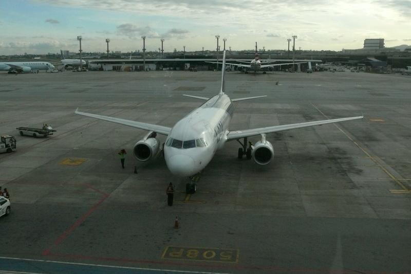 Guarulhos - Aeropuerto de Sao Paulo P1170612