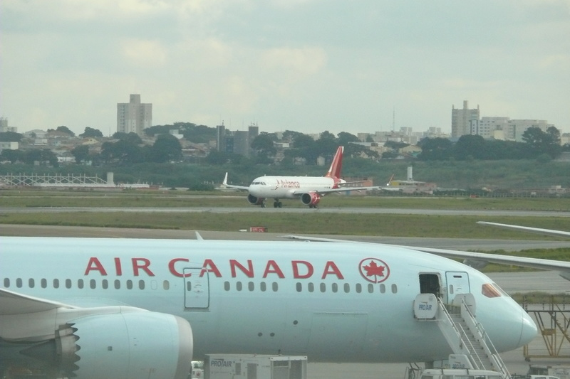 Guarulhos - Aeropuerto de Sao Paulo P1170613