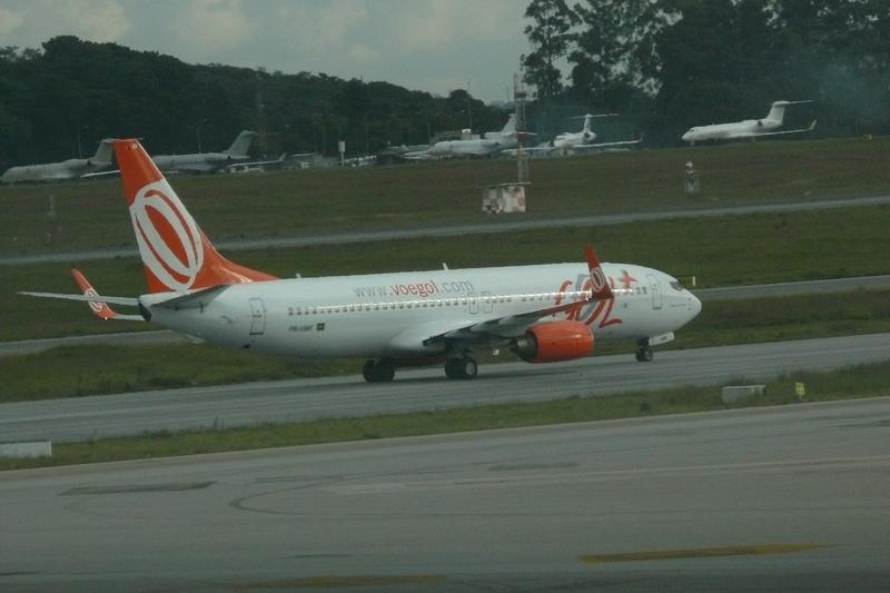 Guarulhos - Aeropuerto de Sao Paulo P1170614