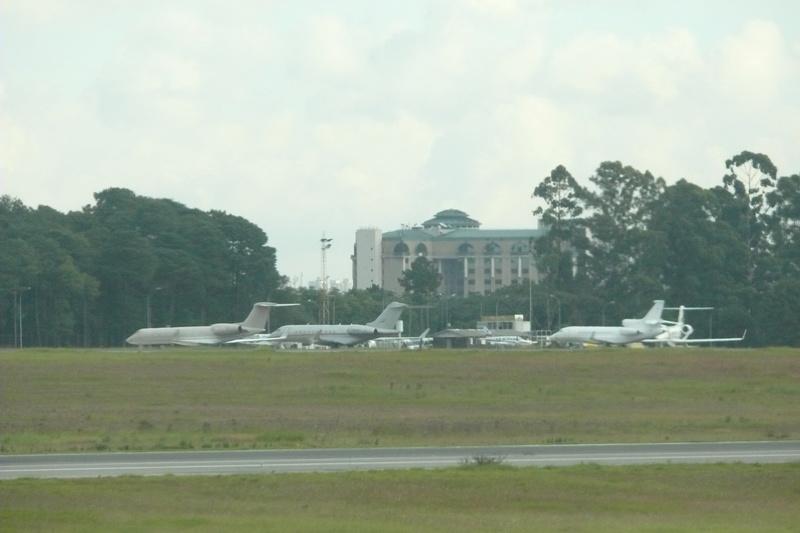 Guarulhos - Aeropuerto de Sao Paulo P1170620