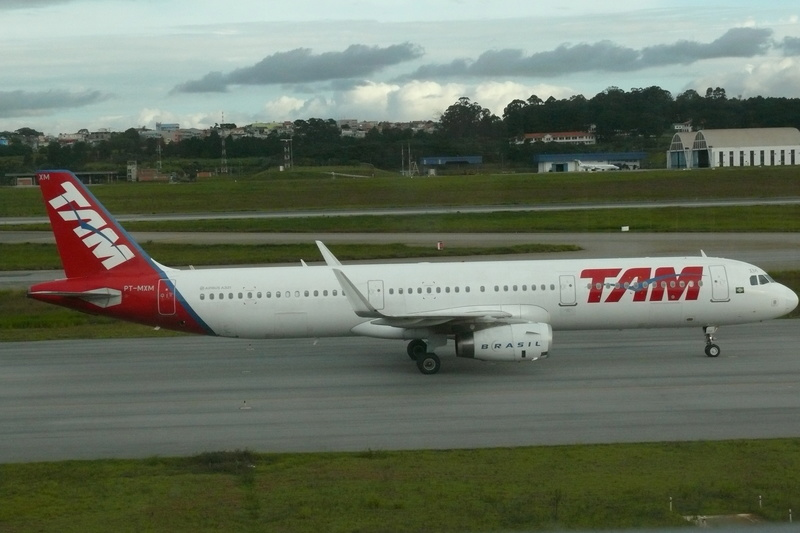 Guarulhos - Aeropuerto de Sao Paulo P1170622