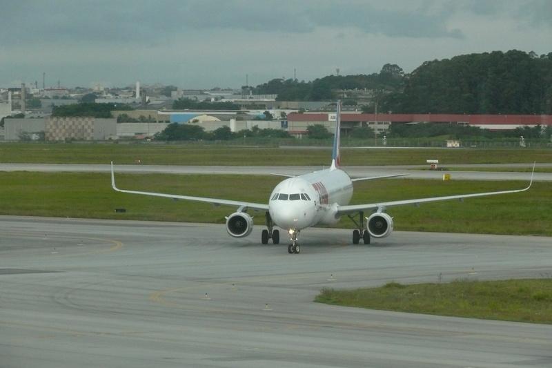 Guarulhos - Aeropuerto de Sao Paulo P1170623