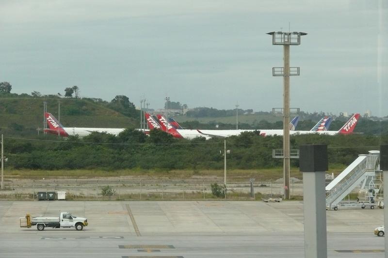 Guarulhos - Aeropuerto de Sao Paulo P1170711
