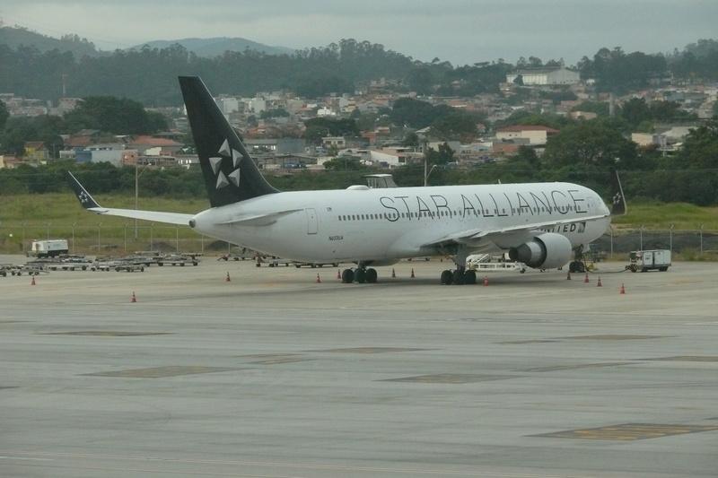 Guarulhos - Aeropuerto de Sao Paulo P1170713