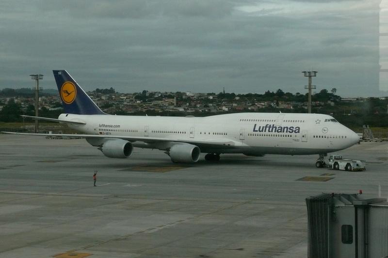 Guarulhos - Aeropuerto de Sao Paulo P1170714