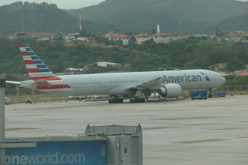 Guarulhos - Aeropuerto de Sao Paulo P1170716