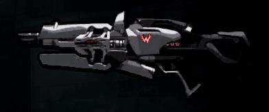 Joining Blackwatch - Lena Gun210