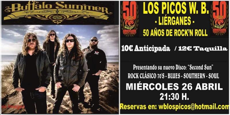 Los Picos Whisky Bar (Liérganes, Cantabria) - Próximos conciertos - Página 13 Buffal12