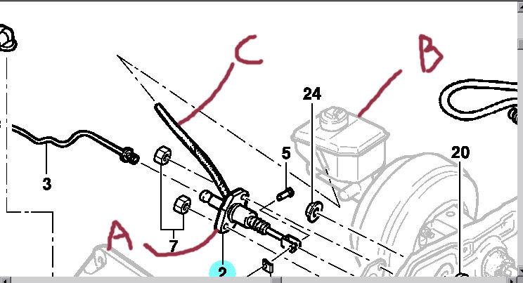 acionamento hidraulico de enbreagem Emb0110