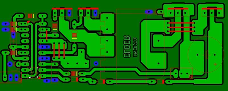 Conversor DC DC com sg3525 In11