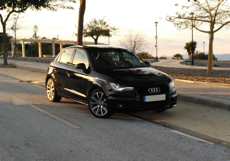 Audi A1 Adrenalin 1.6 TDI 105 cv 110