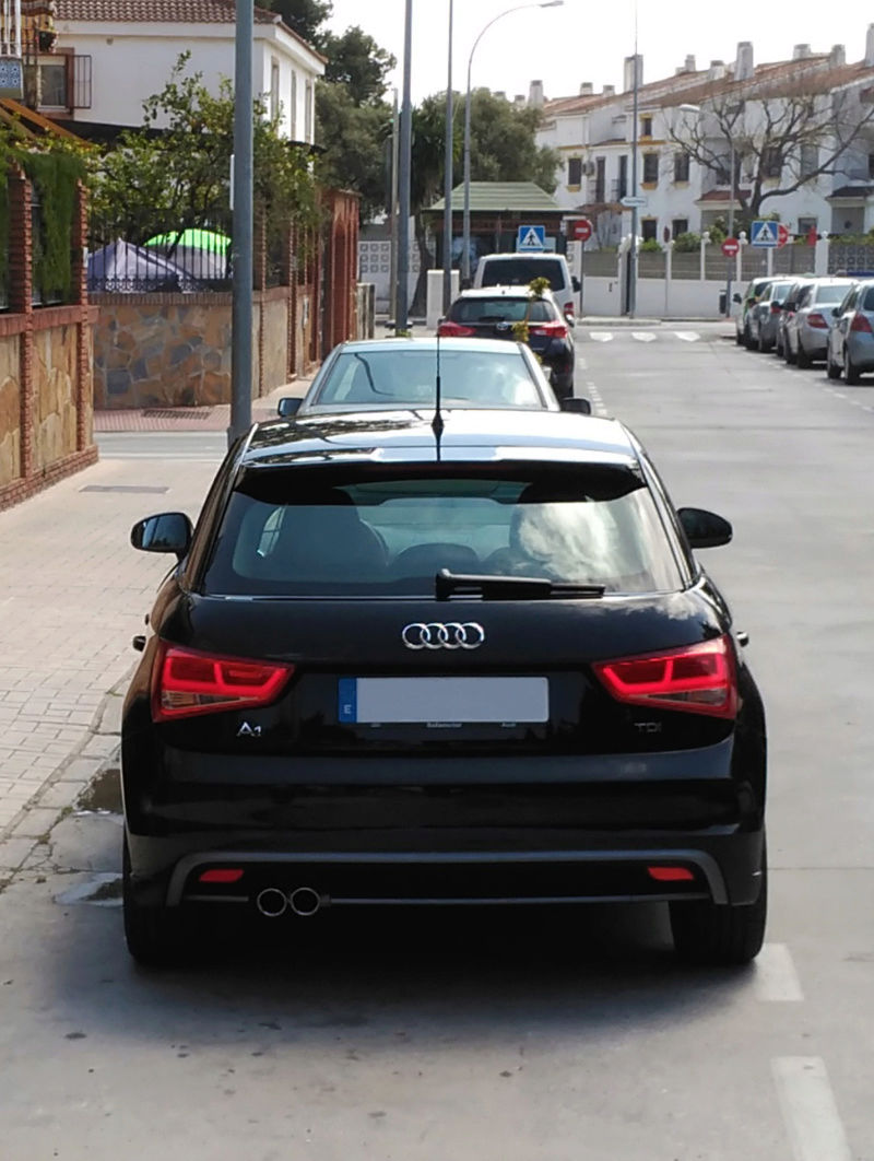 Audi A1 Adrenalin 1.6 TDI 105 cv Screen10