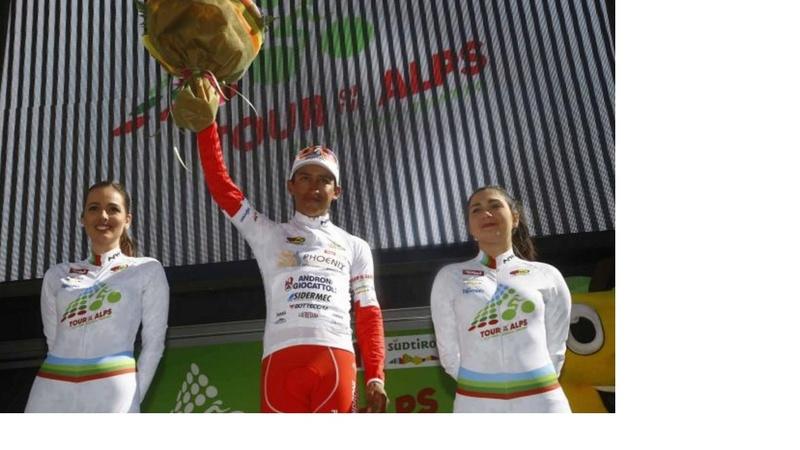 Campeones de Jovenes UCI 2017 Egan310