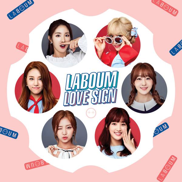 LABOUM - LOVE SING *Mini Album* 110