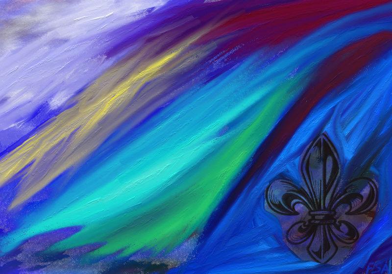 Pinturas, variadas Lis10
