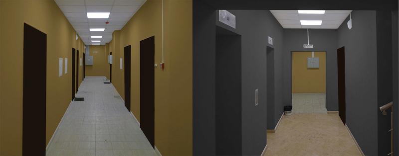 Дизайн коридоров 00511