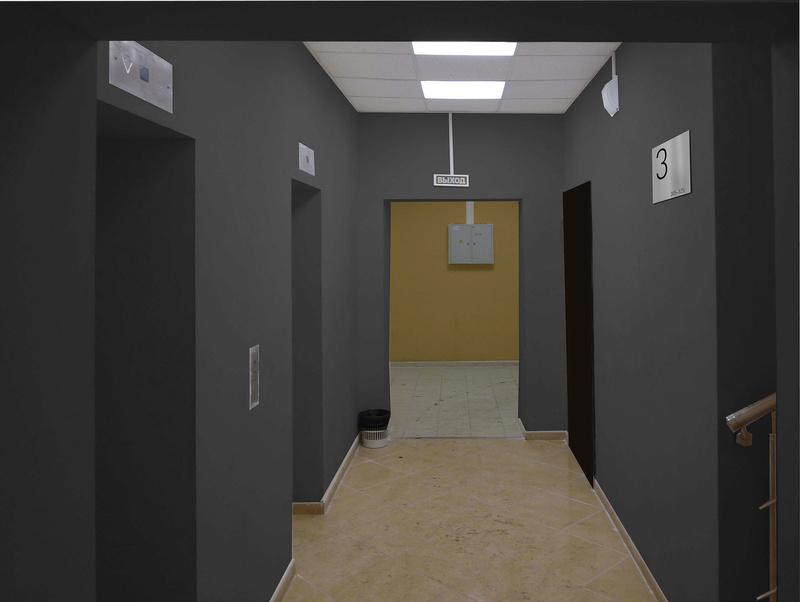 Дизайн коридоров Oaoa10