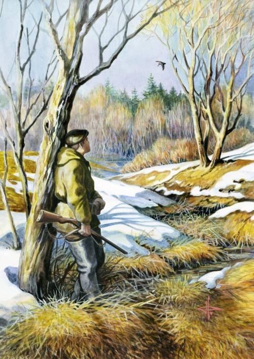 Зарисовки из жизни охотника - Страница 2 17191210